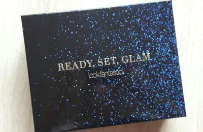 Lookfantastic box de Novembre: ready, set,glam