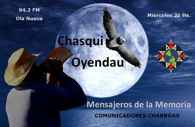Circulo Charrúa Chasqui Oyendau 15 06 16