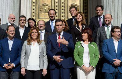 Los barones socialistas ratifican el NO a Rajoy en una carta a la militancia
