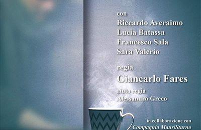 CS Tea Room di Giancarlo Fares dal 15 al 18 dicembre al Teatro Brancaccino