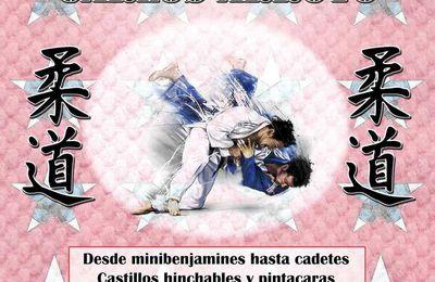 Plazas para el I Torneo Judo Alcorcón Carlos Arroyo y programa completo