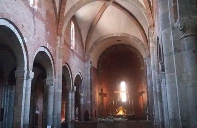 Il Romanico a Piacenza nella Chiesa di San Savino