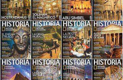 Historia National Geographic 12 revista (2014)