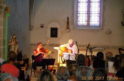 Concert ballade irlandaise 2017