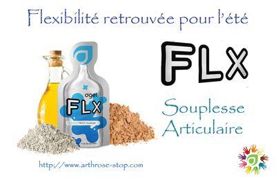 ARTHROSE le réflexe pour l'été, choisissez AGEL FLX !
