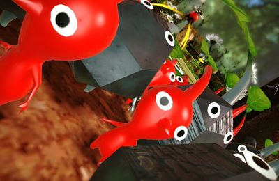 Test Pikmin 3 - le jeu ultime