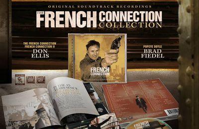 The French Connection - Die Filmmusik von Don Ellis veröffentlicht von La-La Land Records
