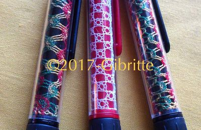 Garniture de stylo, suite