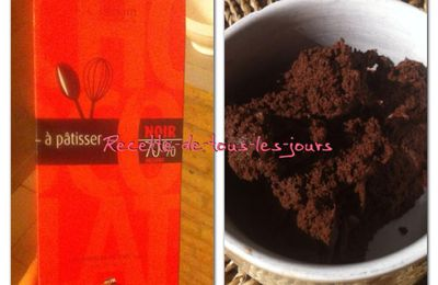 Mousse au chocolat light