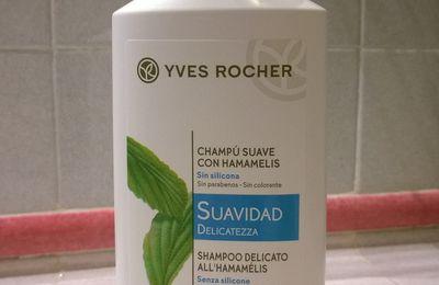 Yves Rocher Shampoo Delicato all'Hamamelis