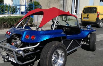 Capote Dune Buggy VW
