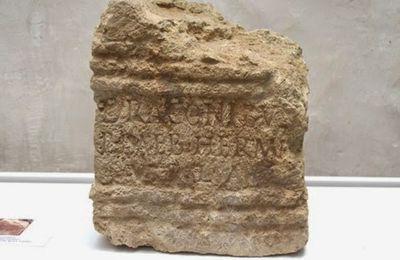 Altar romano en Sagunto
