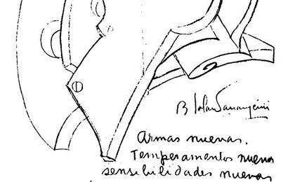 Benjamín Solari Parravicini y los Temperamentos Demoníacos del 66