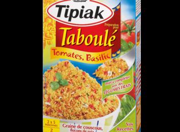 Test produit : les taboulés déshydratés Tipiak