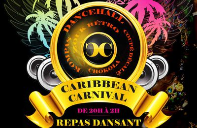 Flyer Carribean Carnival