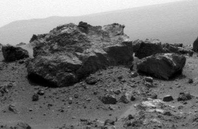 Le fasi evolutive del Gale Crater su Marte
