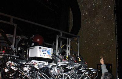Col MUSE passi da gigante in astronomia