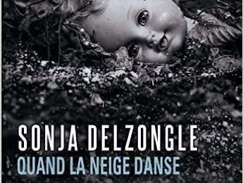 Quand la neige danse, de Sonja Delzongle