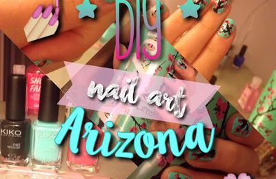 DIY manucure Arizona ! 💅