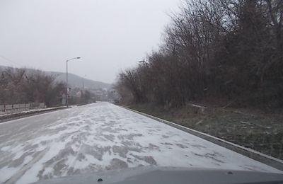 Balchik , Bulgarie depuis le 2 janvier,