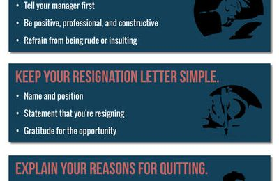 Tips For Quitting Your Job With Class