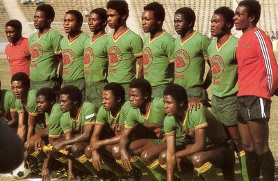 ZAIRE 1974 WORLD CUP NIGHTMARE