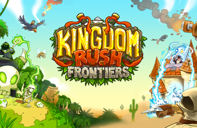 Kingdom Rush Frontiers - Jeu Flash