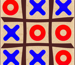 XO  Tic Tac Toe - Jeu Flash