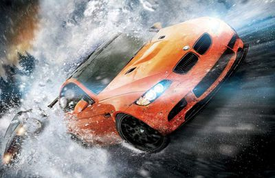 Speed and Snow - Jeu Flash
