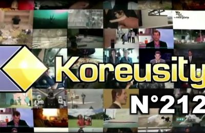 Compilation Koreusity n°212
