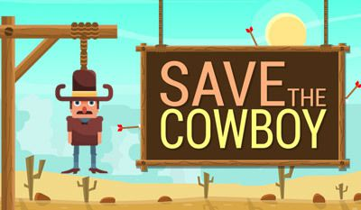 Save The Cowboy - Jeu Flash