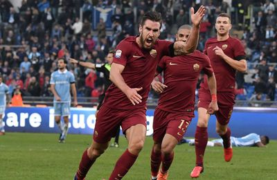 Kevin Strootman prolonge à la Roma