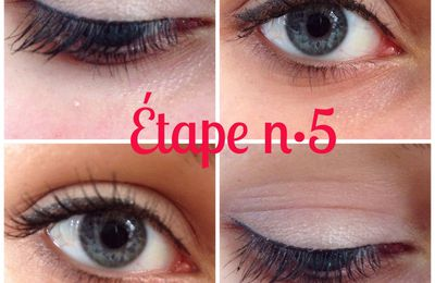 >> Tuto Make-up n°1: Maquillage Quotidien avec la Naked 3