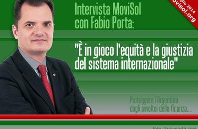 """""""È in gioco l'equità e la giustizia del sistema internazionale"""""""