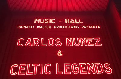 Carlos Nunez & Celtic Legends à l'Olympia