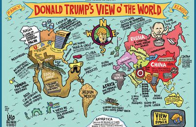 The World According to Donald Trump!