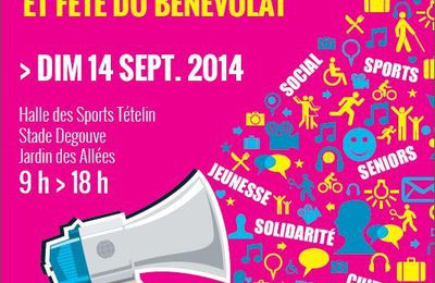 Forum des associations # 14 sept 2014