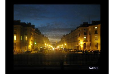 Paris la Nuit - 1