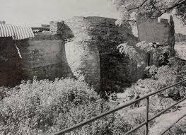 El antiguo Horno de Cal de La Rambleta