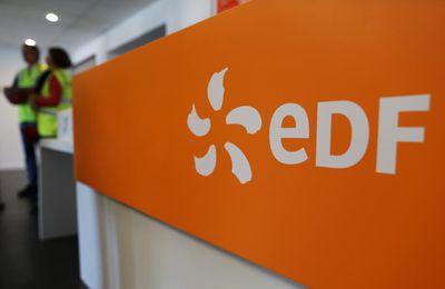 EDF prévoit de réduire fortement sa voilure...Pour mieux se vendre à une multinationale US ?