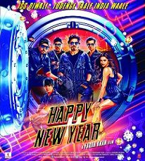 WATCH: Shah Rukh Khan, Deepika's romance in 'Happy New Year'