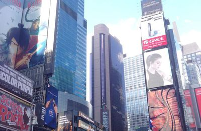 A journey to New York City