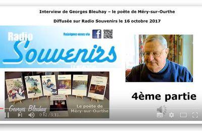 J'ai été interviewé sur Radio Souvenirs, une station radio locale - 4e partie