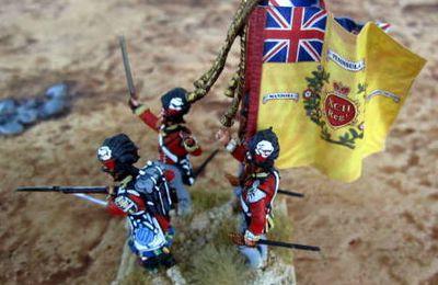 Drapeaux anglais (guerres napoléoniennes)