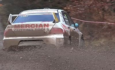 Wyedean Forest Rally 2015