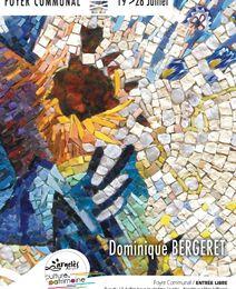 Les expos de l'été (3)... Dominique Bergeret