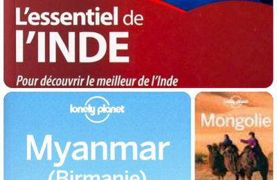 Les guides Lonely Planet