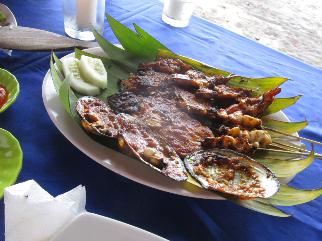 Lombok 5 - de Kuta a Senggigi