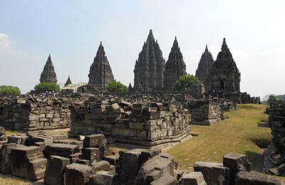Temple de Prambanam, Java