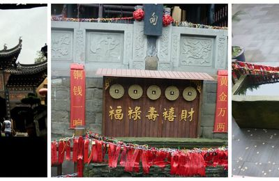 Temple Huguang Guild Hall & Chaotienmen - Chongqing